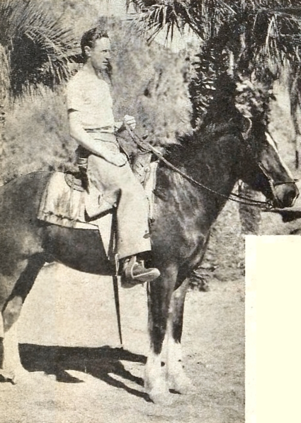 Leslie Howard, 1934