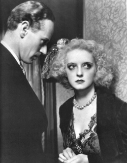 Leslie Howard Bette Davis in Of Human Bondage 1934