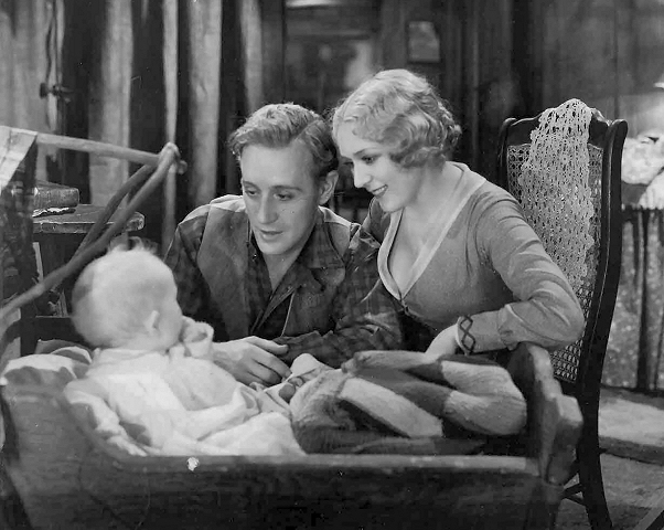 Leslie Howard in Secrets