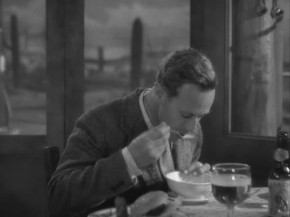 Leslie Howard in The Petrified Forest