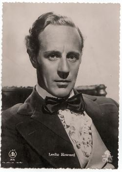 Leslie Howard, 1939