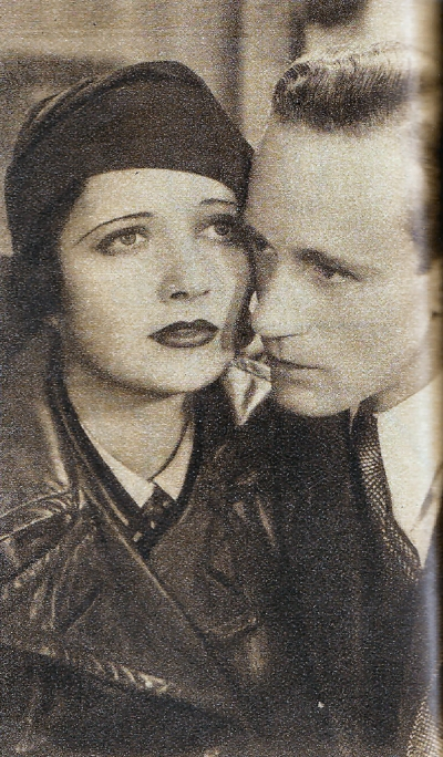 Leslie Howard and Kay Francis in British Agent