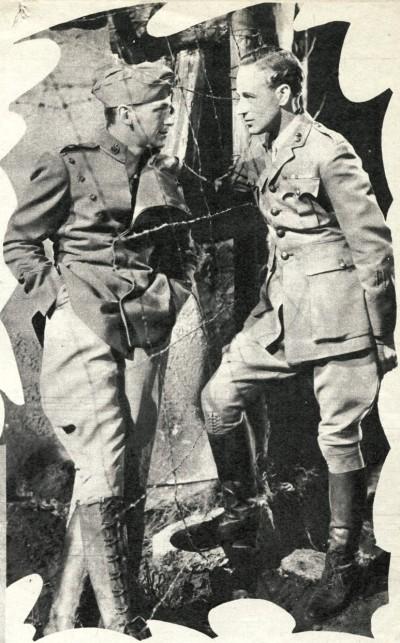 Leslie Howard in Captured