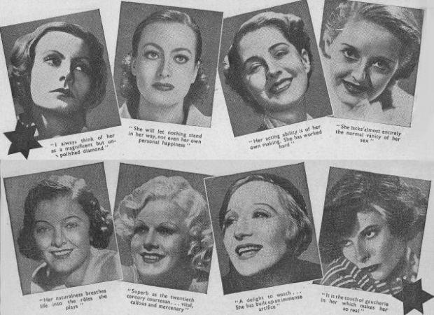Women of the Screen