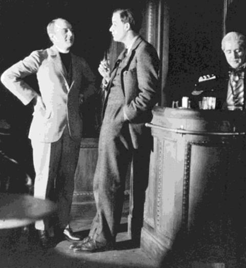 Outward Bound, 1924