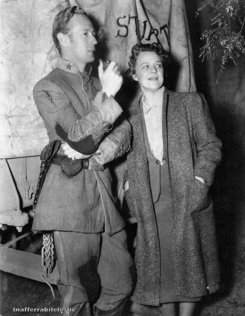 Leslie Howard and Southern accent coach