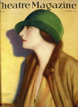 Cornell in Green Hat