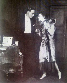 Leslie Howard in Her Cardboard Lover