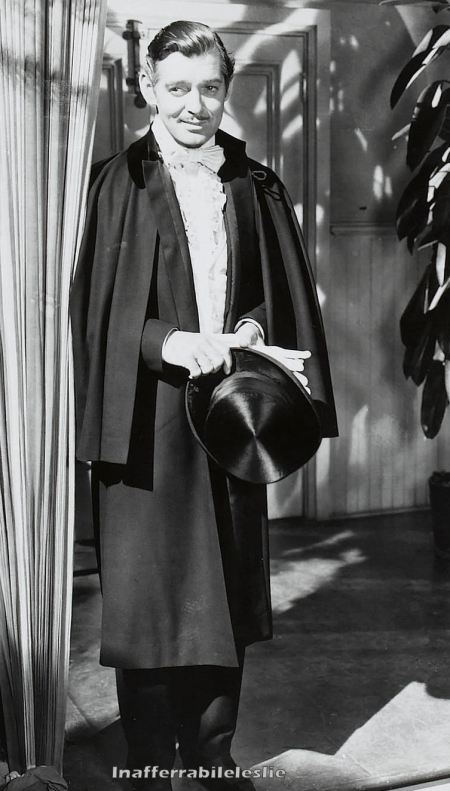 Clark Gable as Rhett Butler