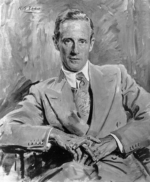 Leslie Howard by Reginald G. Eves