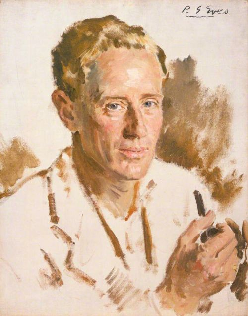 Leslie Howard by Reginald Granville Eves