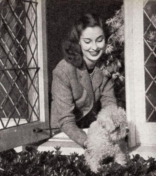 Valerie Hobson, 1940