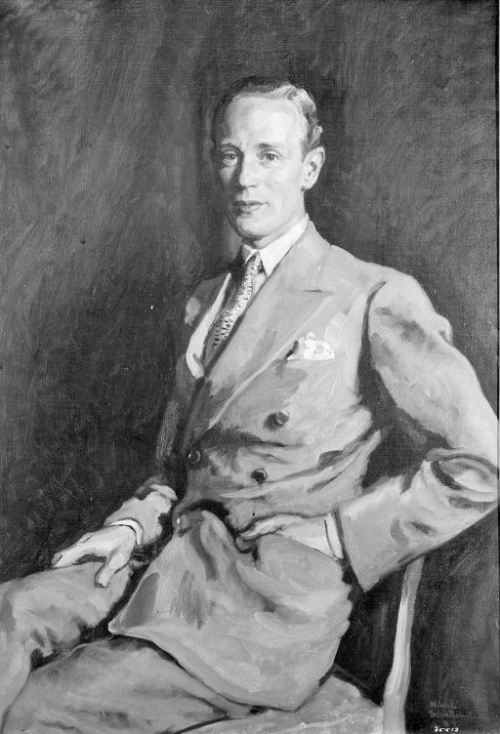 Leslie Howard by Nikol Schattenstein