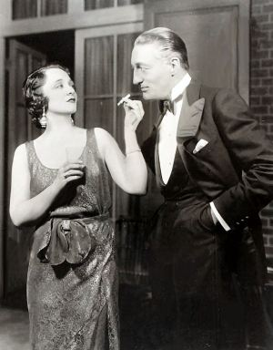 Katherine Wilson and Warren William
