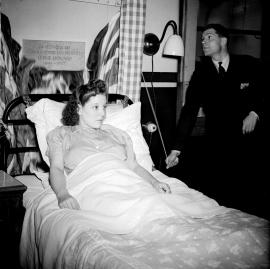 london hospital 1944 2p