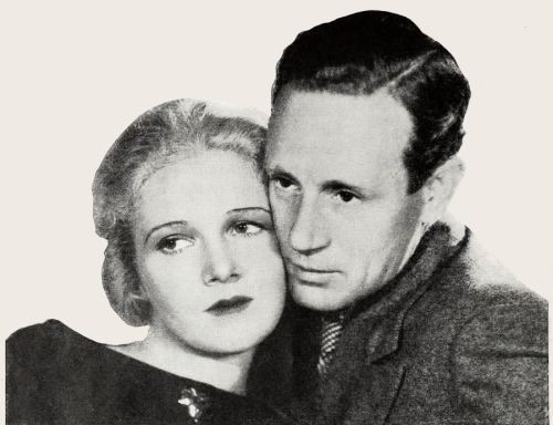 Ann Harding and Leslie Howard