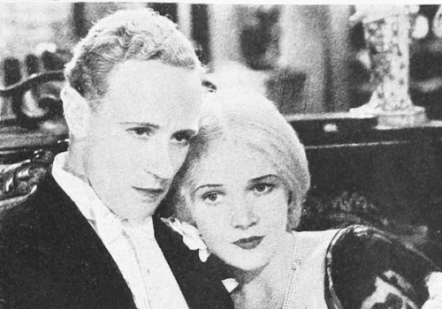 Leslie Howard and Ann Harding