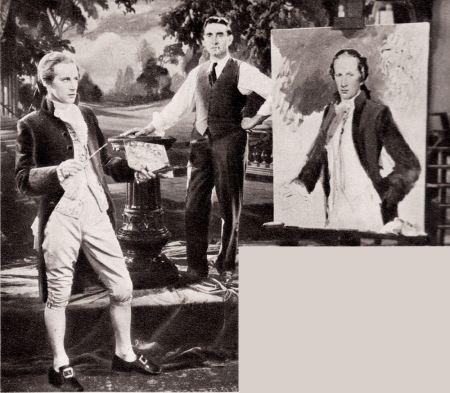 Leslie Howard and Frank Lloyd