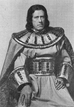 King Claudius - Wilfrid Walter