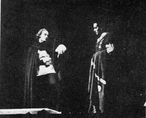 Leslie Howard's Hamlet