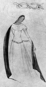 Ophelia - Stewart Chaney's Sketch