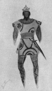 King Claudius - Stewart Chaney's Sketc
