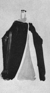 The Queen - Stewart Chaney's Sketch