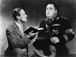Howard in Pimpernel Smith