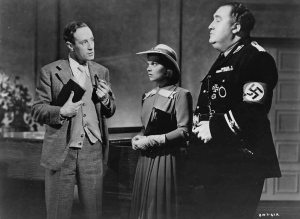 Leslie Howard in Pimpernel Smith