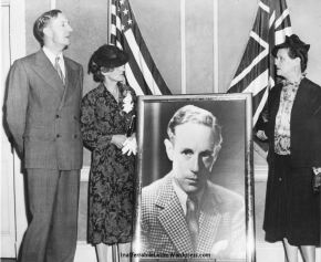 Leslie Howard Memorial