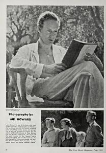 The New Movie Magazine, July 1933