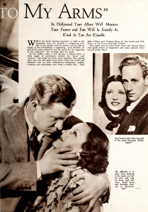 Silver Screen, October 1934