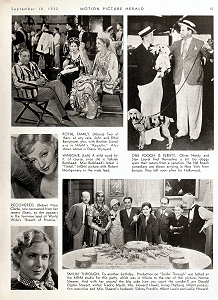 Motion Picture Herald, September 10, 1932