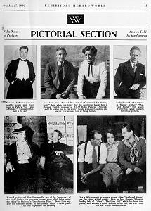 Exhibitors Herald World, October 25, 1930