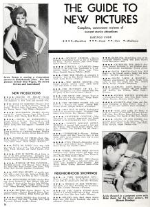 Hollywood, July 1934