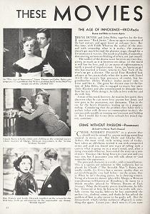 Movie Classic, November 1934