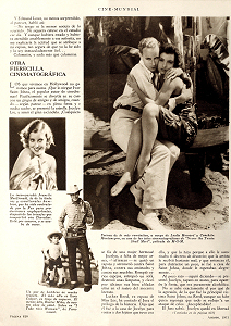 Cine-Mundial, August 1931