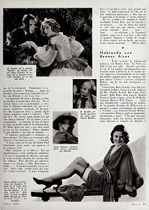 Cine-Mundial, June 1933