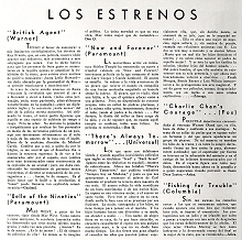 Cine-Mundial, November 1934