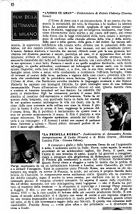 Cinema Illustrazione, March  6, 1935