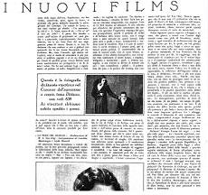 Cinema Illustrazione, December 30, 1931
