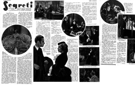 Cinema Illustrazione, August 23 - September 06, 1933 (pdf)