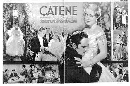 Cinema Illustrazione, October 4, 1933