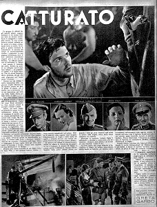Cinema Illustrazione, November 14, 1934
