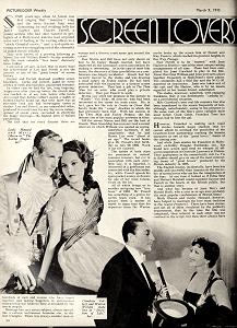 Picturegoer, March 9, 1935