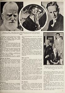 Picturegoer, January 27, 1938