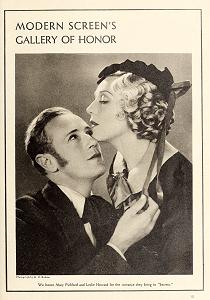Modern Screen, May 1933