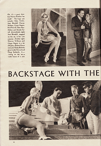 Modern Screen, July 1933