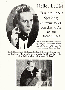Screenland, August 1932
