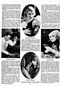 Film Pictorial Summer Extra, 1935